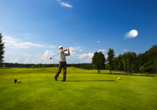 Thermenhotel Viktoria in Bad Griesbach, Golf